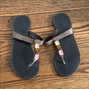 Zara, sandals